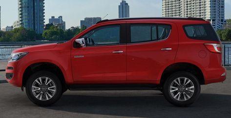2019 Chevrolet Trailblazer Review Chevrolet Trailblazer