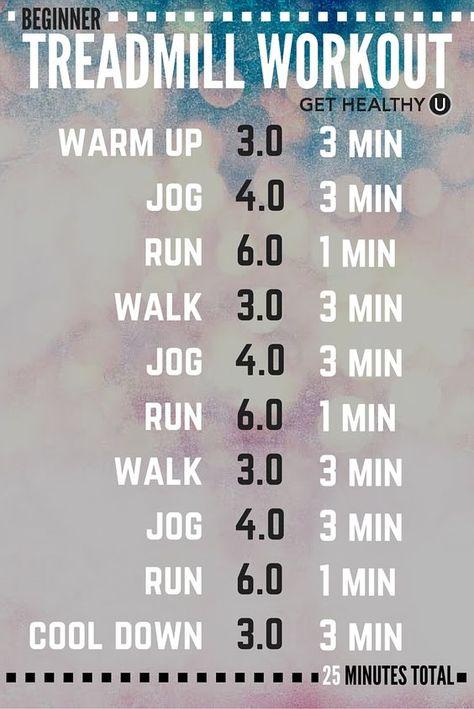 4 Treadmill Workouts To Beat Boredom