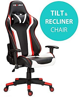 Magnificent Raygar Rg Max Pro Reclining Sports Racing Gaming Office Desk Squirreltailoven Fun Painted Chair Ideas Images Squirreltailovenorg