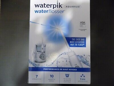 Advertisement Waterpik Wp660 Aquarius Professional Water Flosser In 2020 Water Flosser Waterpik Waterpik Water Flosser