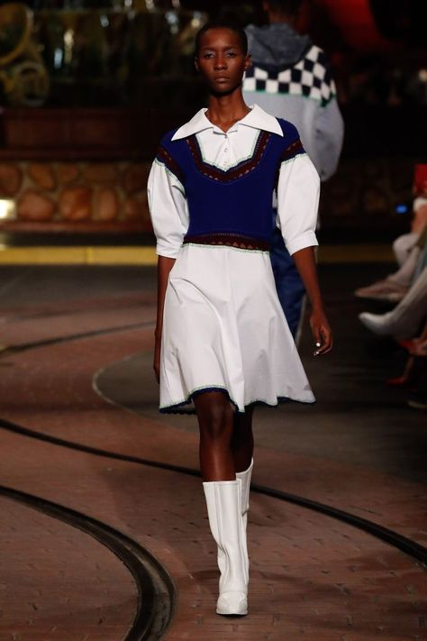 Behold: This Is What a Fashion Show at Disneyland Looks Like via @WhoWhatWearUK