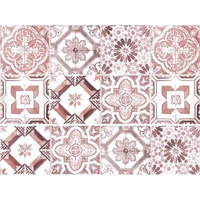 12 Tlg Selbstklebendes Mosaikfliesen Set Ester Aus Pvc