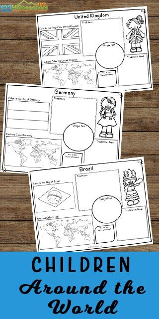Children Around the World Worksheets Children Around the World Worksheets,FREE Worksheets for Kids ☺️ Kids will have fun learning about Children Around the World using these free printable worksheets for kids of all ages. Geography Worksheets, Geography Activities, Geography Lessons, Teaching Geography, Geography Quotes, Geography Revision, Geography Classroom, 2nd Grade Geography, Teaching Culture