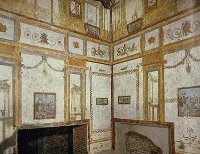 Classical Mural.Interior Design.: Roman Fresco. Domus Aurea. | ROMAN GREEK  DESIGN | Pinterest | Fresco, Roman and Interiors