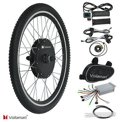 Ad Ebay Link Voilamart 36v 500w 26in Bike Front Wheel Electric Motor Bicycle In 2020 Electric Bicycle Kit Electric Bicycle Conversion Kit Electric Motor For Bicycle