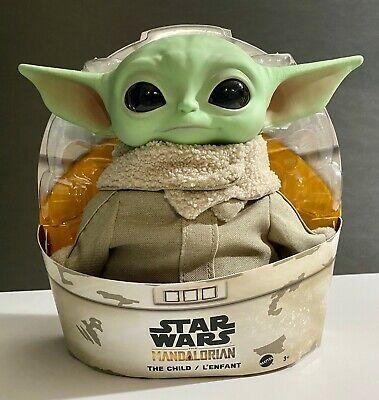 GWD85 Star Wars Yoda The Child 11 inch Plush Toy