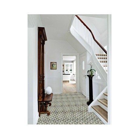 Carrelage Imitation Carreau Ciment Sol Et Mur 20 X 20 Cm Vi0203010 Sols Peints Carreaux Ciment Maison