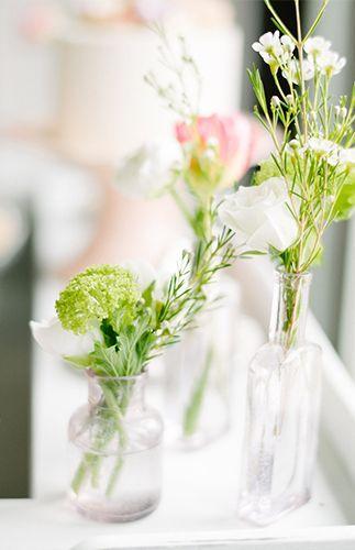 elegant surprise bridal shower brunch