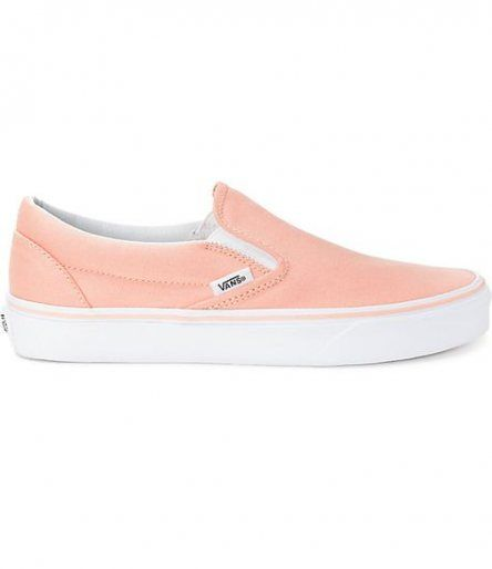 White shoes sneakers, Peach shoes