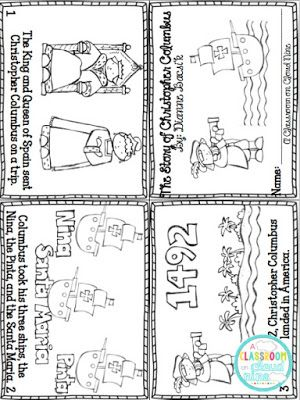 A Classroom On Cloud Nine Christopher Columbus Explore The Explorer Ch Christopher Columbus Activities Christopher Columbus Christopher Columbus Worksheets
