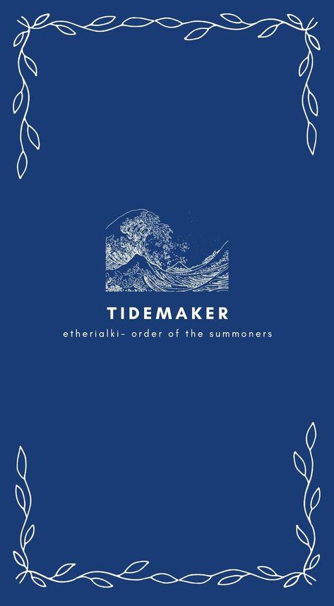 Tidemaker