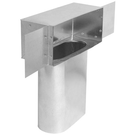 Imperial 6 In X 6 In Galvanized Steel Oval Duct Elbow Gvl0241 In 2020 Galvanized Steel Steel Heating Cooling
