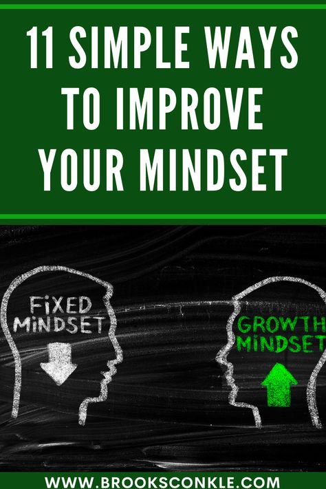 Mindset work is one of the best things you can do for yourself, and it has the highest return for all your work. Changing from a fixed mindset to a growth mindset is how you can truly change your life for the better. Here are 11 tips on activities to improve your mindset! Let's all make a change for the positive this year! #mindset #mindsettips #mindsetiseverything #mindsetcoaching #mindsetmondayquotes #mindsetmonday #growthmindset #fixedmindset