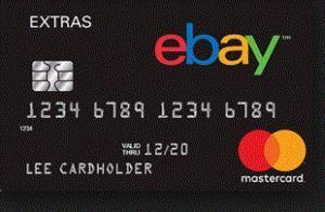 eBay MasterCard Login ebay Credit card offer - Cardsolves.com