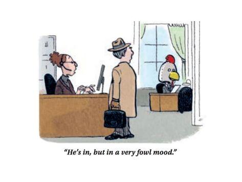 38 Work Cartoons to Help You Get Through the Week #work #jokes #cartoons #humour