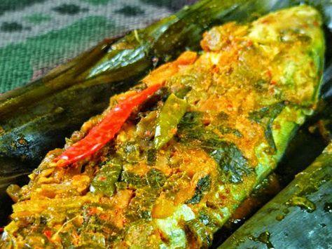 Resep Pepes Bandeng Resep Kuliner 23 Resep Masakan Resep Resep Masakan Indonesia