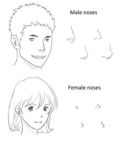 How To Draw Manga Nose Character Design References 48 Ideas Character Design Draw Ideas Manga Nose Character Character Manga Nose Nose Drawing Anime Nose