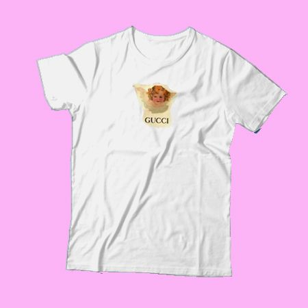 Gucci Angel T,SHIRT For Men and Women