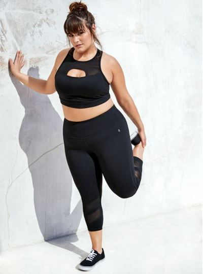 9bc91ec7a5f616 Plus Size Wear - Selection Issues For Workout Pants | For the love ...