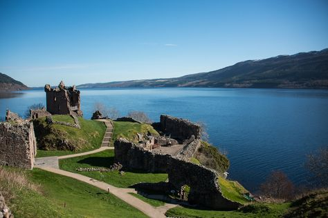 You can embark on a cruise of Loch Ness and visit Urquhart Castle from our retail and cafe destination, An Talla.