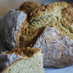 Mary Loughrans Irish Wheaten Bread Recipe Soda Bread Recipes Bread