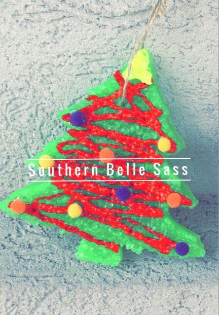 Christmas Tree Car Freshie Aroma Beads Cute Christmas Tree Christmas Diy