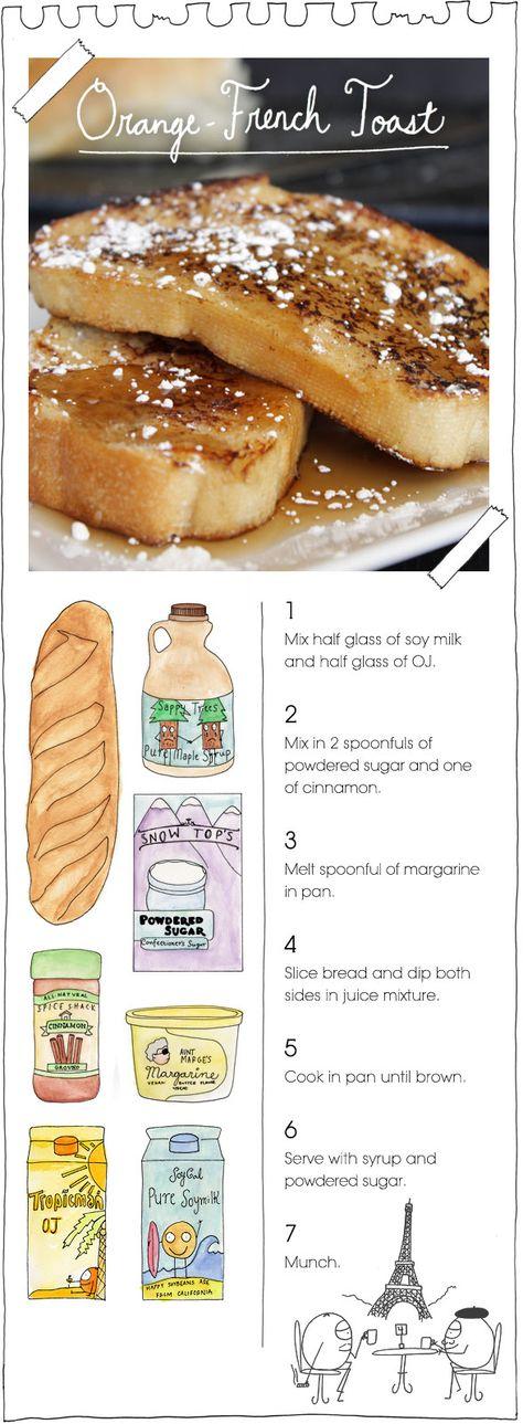 Really cool site for illustrated vegan recipes.  http://theveganstoner.com/