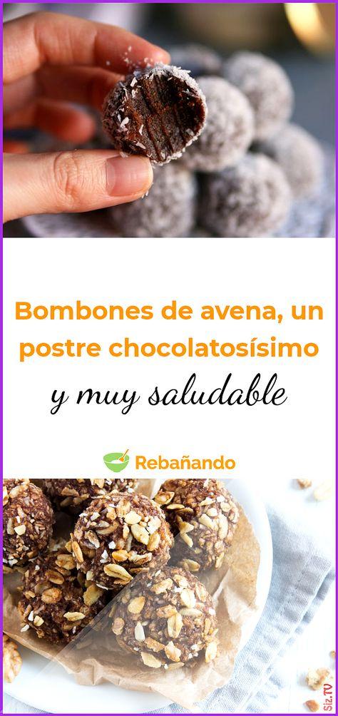 BOMBONES DE AVENA un postre chocolatos simo y sano para cuando tienes un antojo BOMBONES DE AVENA un postre chocolatos simo y sano para cuando tienes un antojo Reba anado rebanando  Reposter a Bombones de avena un nbsp  hellip   #antojo #antojo de Chocolate frases #AVENA #bombones #chocolatosísimo #cuando #para #postre #sano #tienes