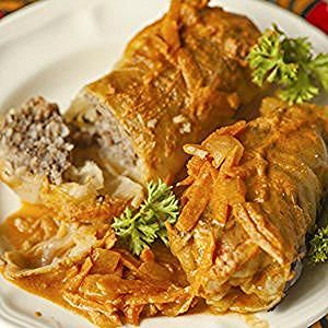 Russian Cabbage Rolls with Gravy Russia, which has come together for  centuries with the interaction of different culture… | Cabbage rolls, Gravy  recipes, Recipes