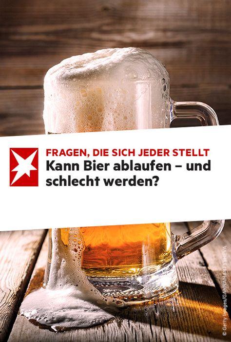 kann bier schlecht werden