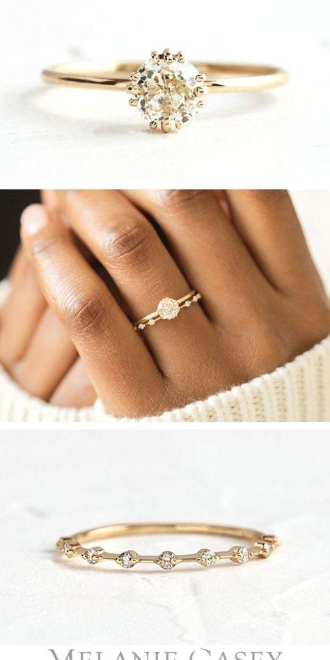 Petite Diamond Distance Band. #wedding #rings #love #jewelry #bride #ring #fashion #weddingday #diamonds #weddingdress #earrings #bracelets #beautiful #gold #accessories #luxury #necklace #engaged #