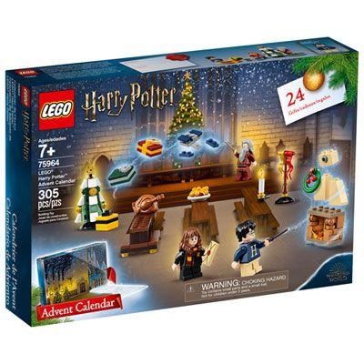Lego Harry Potter Advent Calendar 305 Pieces 75964 Harry