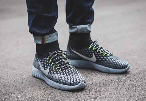 Nike LunarEpic Flyknit Shield Black buy