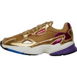 adidas Originals Damen Falcon Sneakers Gold adidas in 2020 ...