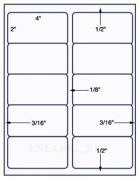 Avery 5163 Labels Template Avery 5163 Label Template Templates Station In 2020 Label Templates Avery 5163 Printable Label Templates