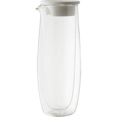 Villeroy Boch Artesano Hot Beverages Glass Carafe With Lid