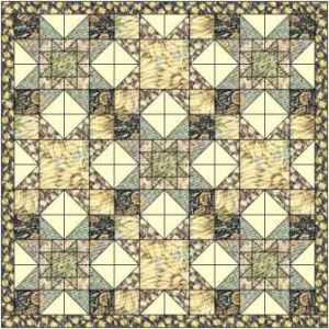 Sunflowers quilt pattern and tutorial by Ludlow Quilt and Sew