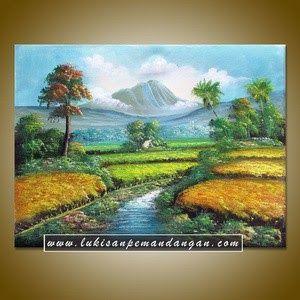 17 Gambar Pemandangan Gunung Dan Sawah Lp069 Lukisan Pemandangan Sawah Dan Gunung Download Sawah Refleksi Gunung Dan Langit Bir Di 2020 Pemandangan Gambar Lanskap