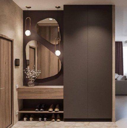 65 Ideas modern lighting bathroom round mirrors
