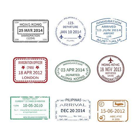 64 Best Passport images | Passport, Passport online, Passport stamps