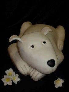 Tutorial: Easy 3D Dog cake