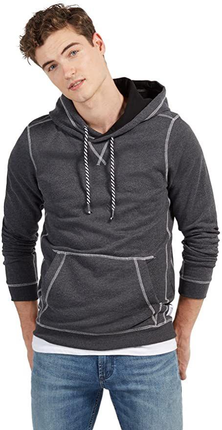 TOM TAILOR HERREN Pullover Sweatshirt Pullover Pulli Hoodie
