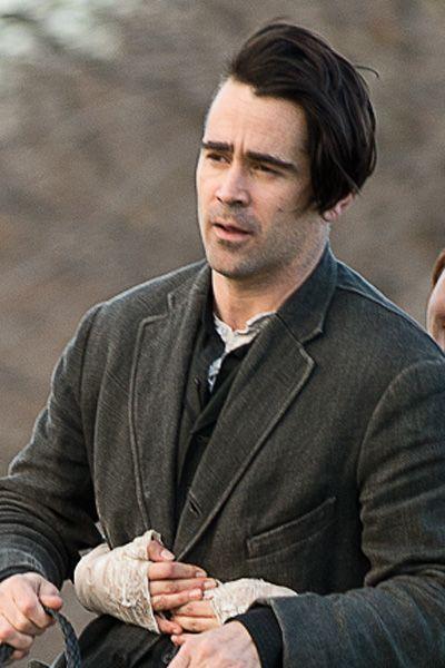 『ニューヨーク 冬物語』に出演した俳優コリン・ファレル。