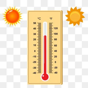 Summer Heat Temperature Icon Thermometer Vector Heat Clipart Summer Hot Png And Vector With Transparent Background For Free Download Clip Art Thermometer Prints For Sale