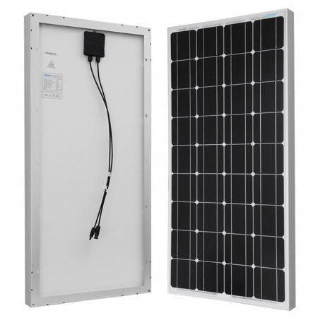 Renogy 400 Watt 12 Volt Off Grid Solar Premium Kit With Monocrystalline Solar Panel And 40a Mppt Rover Controller Walmart Com In 2020 Solar Energy Panels Monocrystalline Solar Panels Solar Power Panels