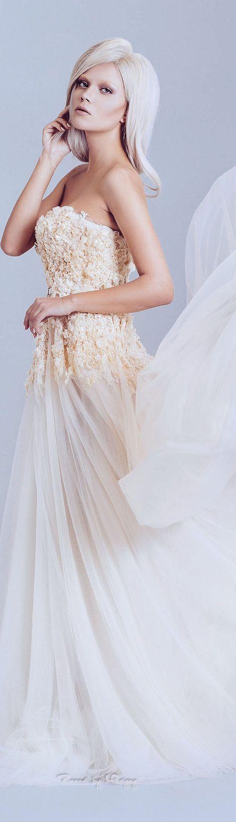 Glamour Gown / karen cox. Alfazairy Spring-summer 2015.