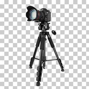 Tripod Fujifilm X Pro1 Camera Fujifilm X T1 Nikon F Mount Slr Camera Tripod Black Canon Eos Dslr Camera Png Clipart Fujifilm Camera Camera Tripod Slr Camera