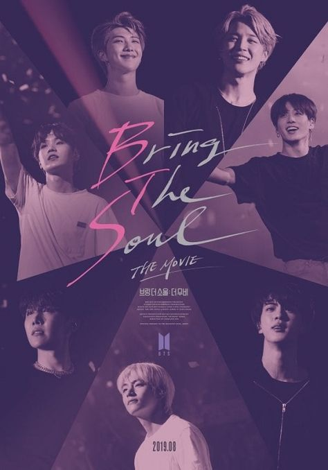 "Filmtipp: ""BTS – Bring The Soul: The Movie"""