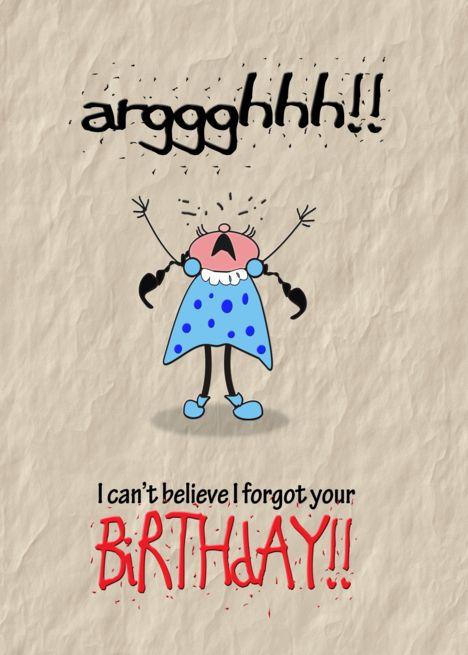 Belated Birthday Humor Card Ad Sponsored Birthday Belated Card Humor Late Birthday Wishes Belated Birthday Funny Belated Birthday Card