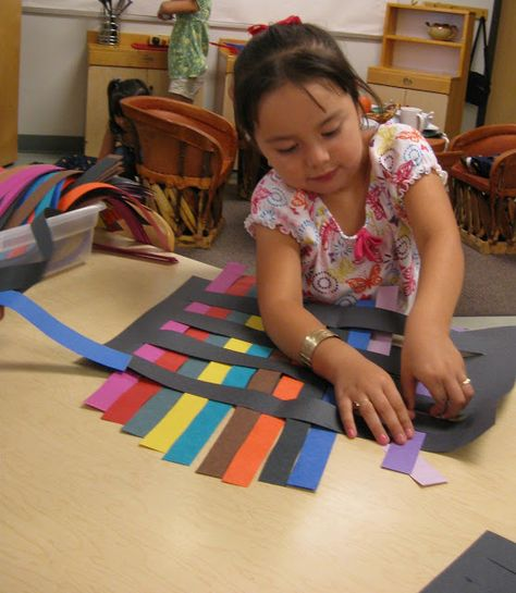 Exploring and REALLY learning with paper activities! www.prekandksharing.blogspot.com #ece